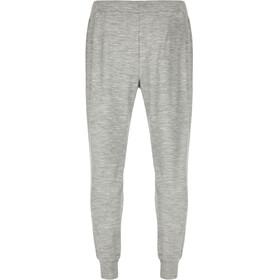 super.natural Essential Cuffed Pants Men Ash Melange